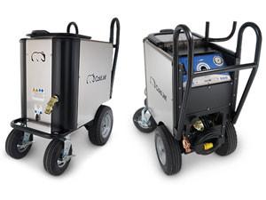 Dry-ice-blasting-equipment